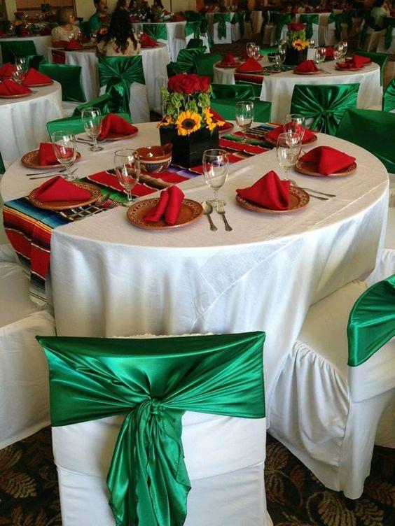 Tema mexicano para fiesta de 15 años