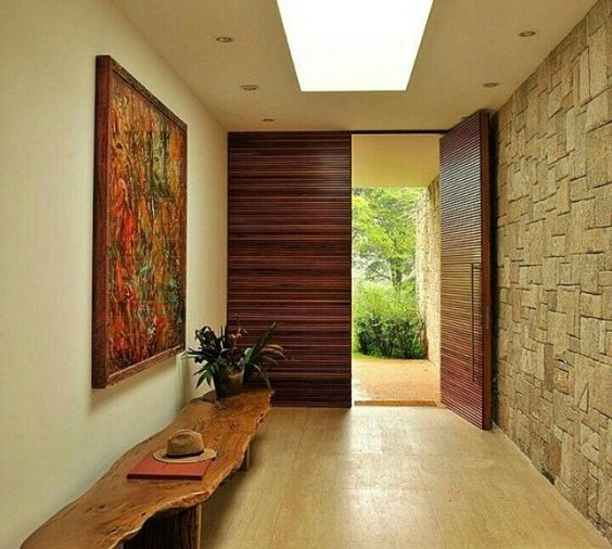 Feng Shui Entrance Apartment