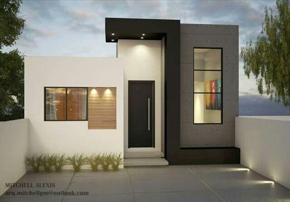Fachadas modernas todo lo que tienes que saber para for Fachadas de ventanas para casas modernas