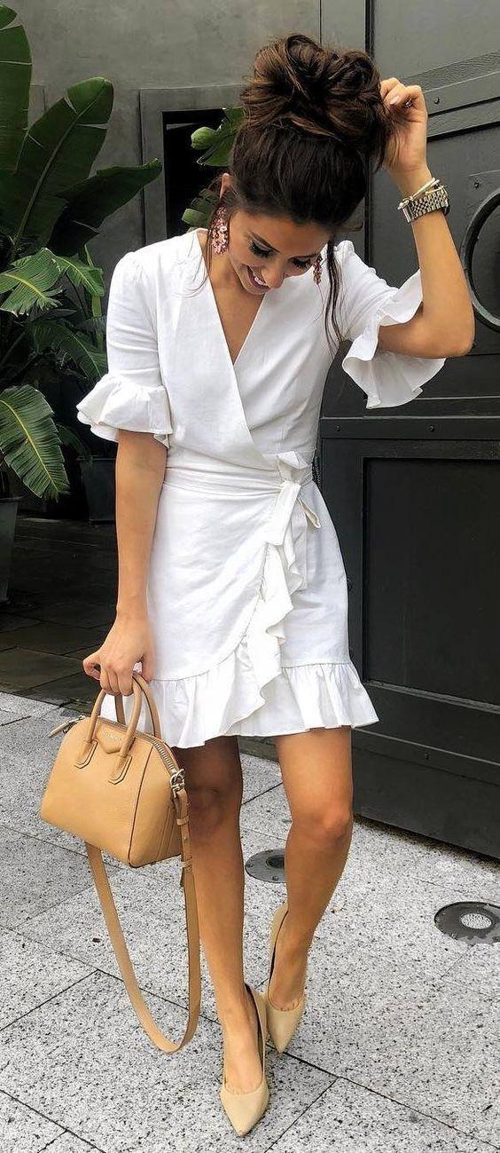 vestidos casuales para vernos mas delgadas