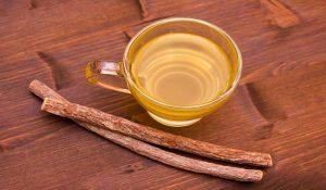 beneficios del te de regaliz para bajar de peso