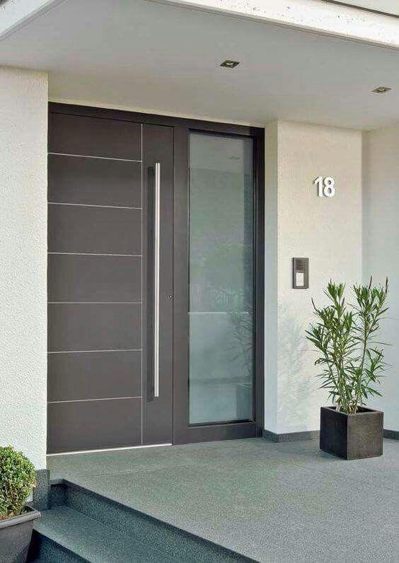 Ideas para pintar tus puertas interiores tendencias 2019 for Puertas para casa exterior