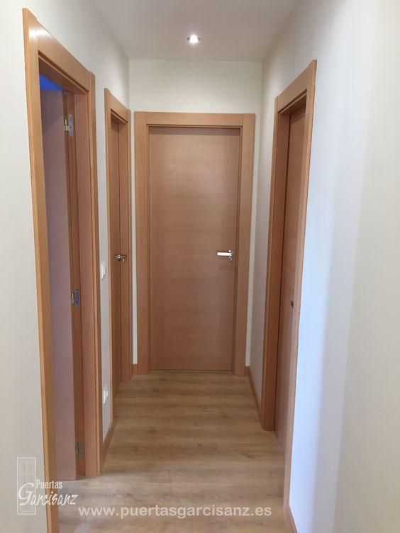 Ideas para pintar tus puertas interiores tendencias 2019 - Puertas piso interior ...