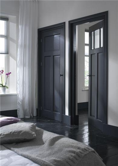 Colores para puertas de madera interiores