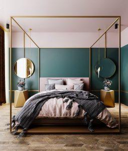 Decoración de interiores estilo contemporáneo