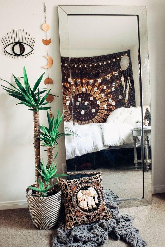 Decoración De Interiores Estilo Hippie Como Organizar La
