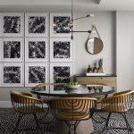 Decoración de interiores estilo moderno