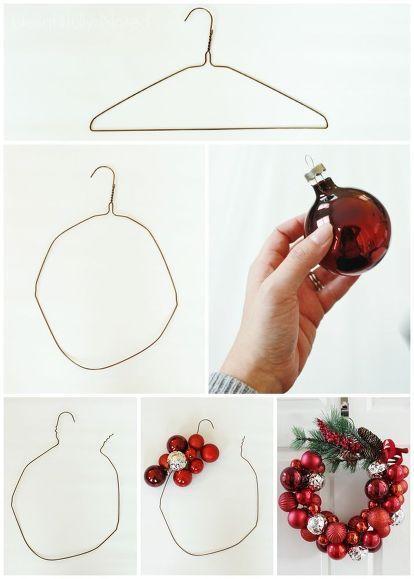 Decoraciones navideñas económicas