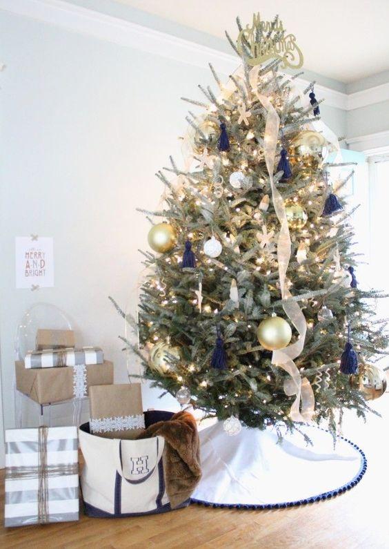 decoraciones navidenas elegantes (5)
