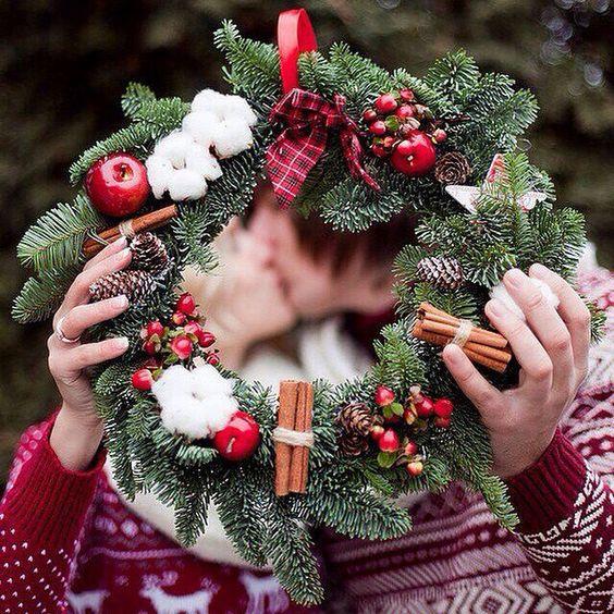 Decoraciones navide as tradicionales decoracion de for Decoraciones navidenas para la casa