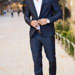 ideas de looks para hombre en una entrevista de trabajo