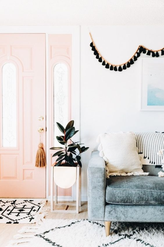 Ideas modernas para sala de estar pequeña