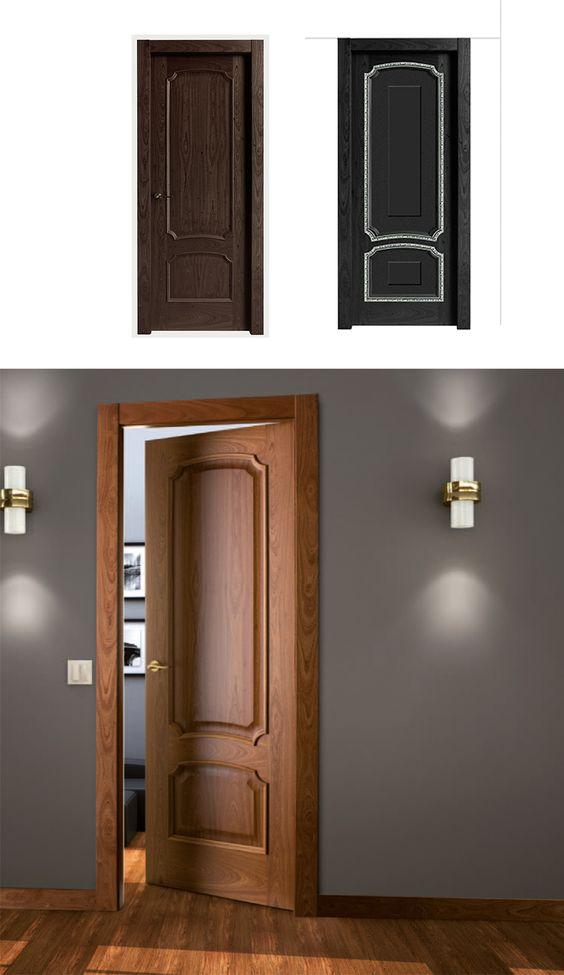 Im genes de ideas para pintar tus puertas interiores for Ideas para pintar interiores
