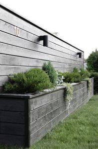 Imágenes de Jardineras en fachadas