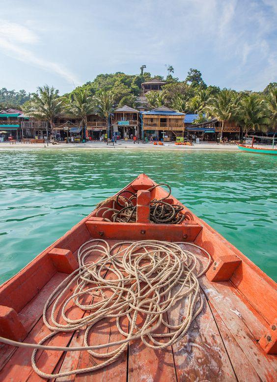 Los mejores viajes hacia el sudeste asiático en Camboya
