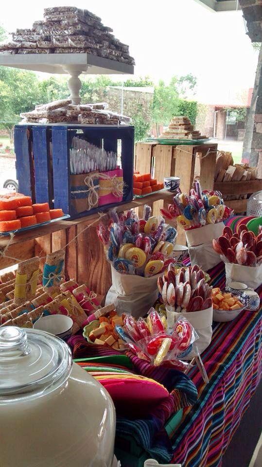 mesa de dulces mexicanos para xv anos (1)