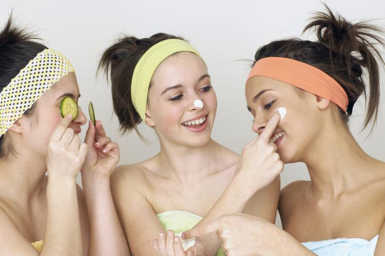 Beauty recipes for the face