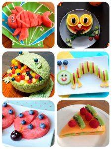 recetas delunch divertidos para nuestros hijos 1