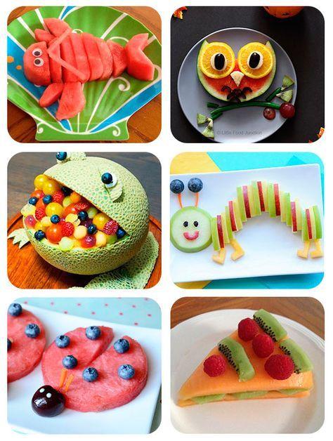 Lunch divertidos para nuestros hijos