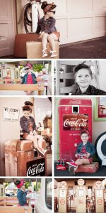 sesion de fotos para niña de 3 años