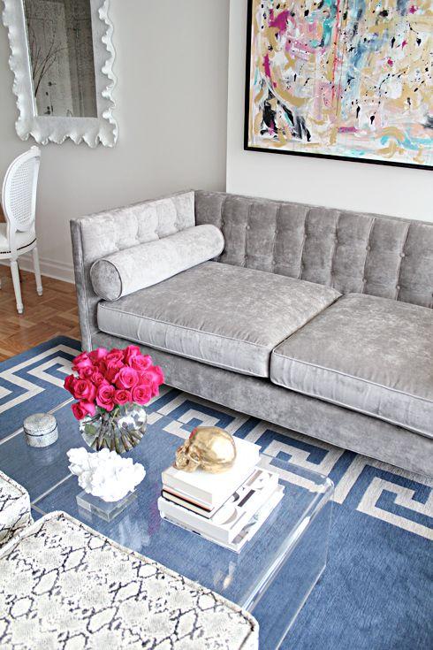 Tips para que tu sala luzca Más Amplia y Elegante