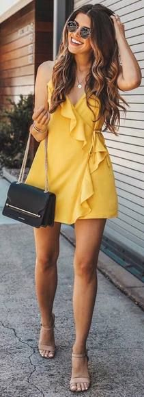 Vestidos que resaltan la cintura