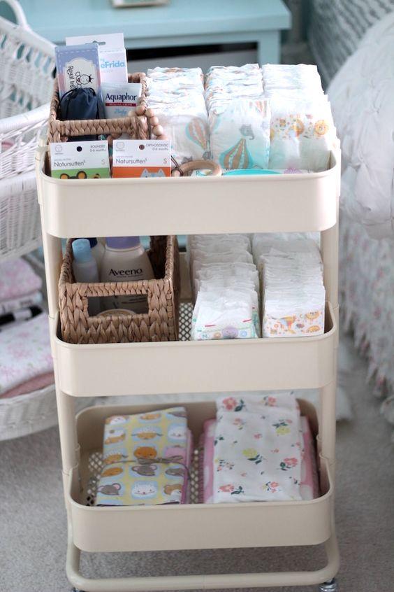 accesorios basicos para el recien nacido