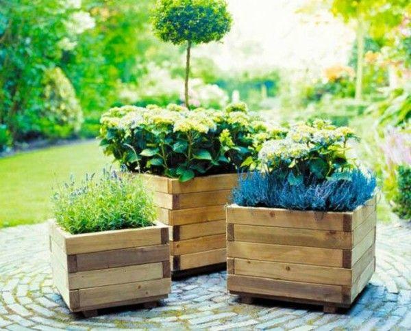 adornos para jardin caseros Decoracion de interiores Fachadas para