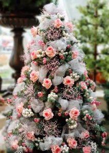 Arboles de navidad para espacios pequeños