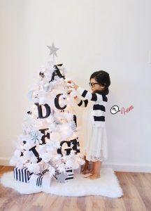 Arboles de navidad pequeños modernos