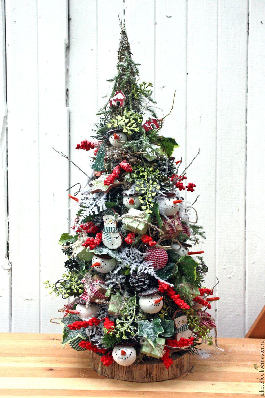 Arboles de navidad pequeos Decoracion de interiores Fachadas para