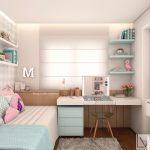 cuartos pequeños para jovenes
