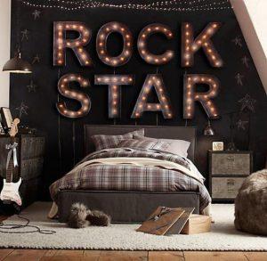 decoracion de dormitorios juveniles pequenos para mujeres