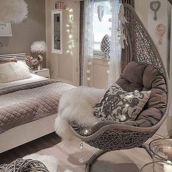 Decoracion de dormitorios juveniles peque os para mujeres for Decoracion de cuartos para mujeres