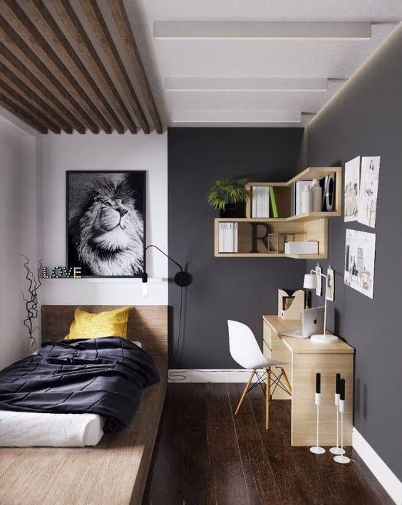 decoracion dormitorios juvenilies hombres