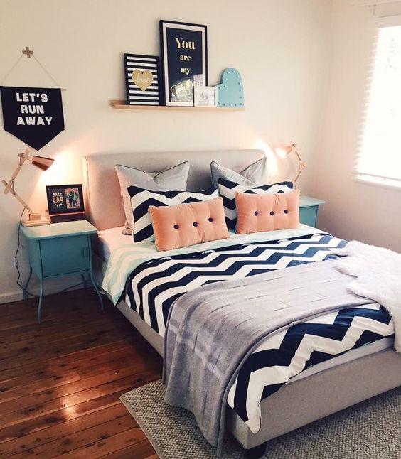 dormitorios juveniles peque os modernos y originales para On decoracion de dormitorios juveniles pequenos