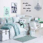 dormitorios pequeños juveniles para mujeres