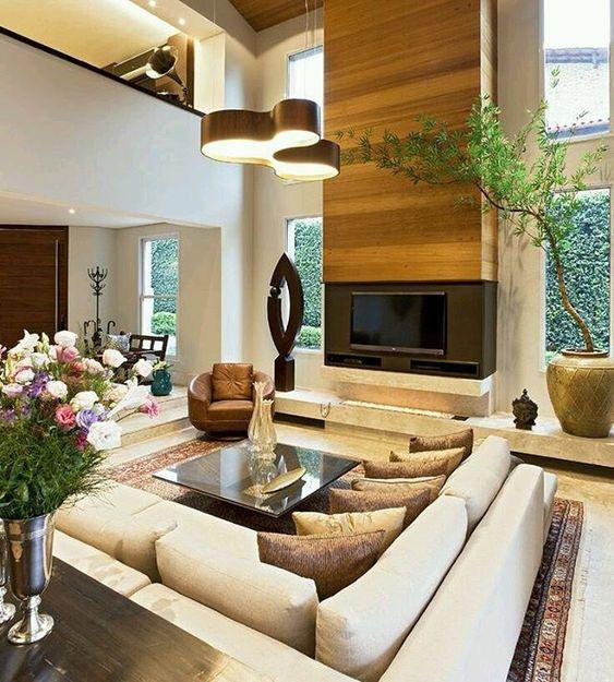 Disenos De Casas Por Dentro: Diseño De Interiores Y Ambientación