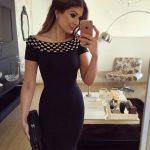 Imágenes de Vestidos tipo lápiz que puedes hacer
