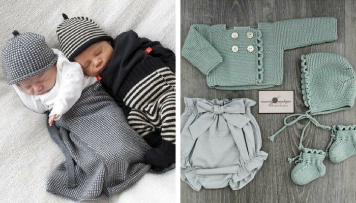 Lista De Cosas Para Bebes Recien Nacidos.Primer Guardarropa Del Bebe Lista De Prendas Bascias Para