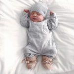 primer guardarropa para el bebe