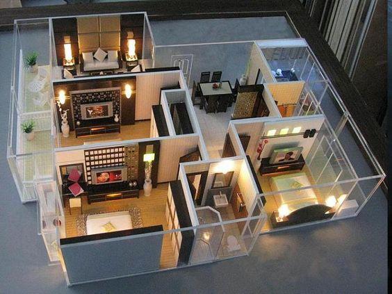 representacionde mobiliario en planosarquitectonicos