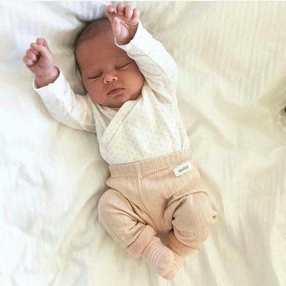 Primer guardarropa del bebe