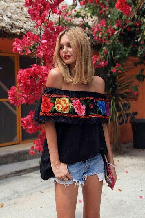 8464eac29 Ropa para fiestas patrias mexicanas | Ideas de looks