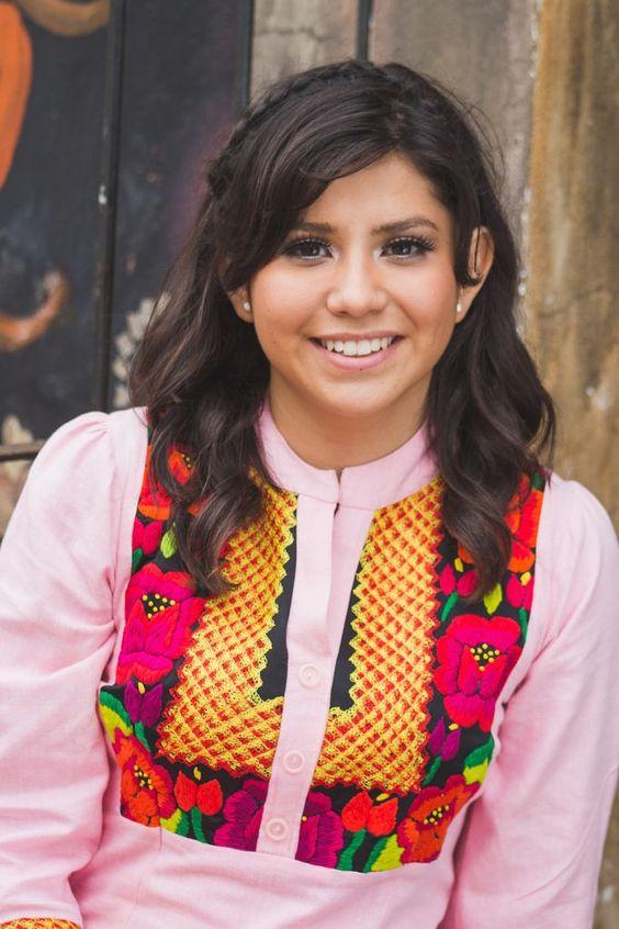 Blusas para fiestas patrias mexicanas