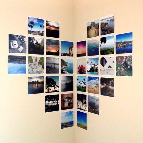 Como decorar mi cuarto con fotografías |