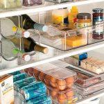 como mantener organizada la heladera o el refrigerador