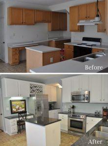 como remodelar una casa vieja