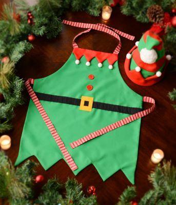 Delantales navideños