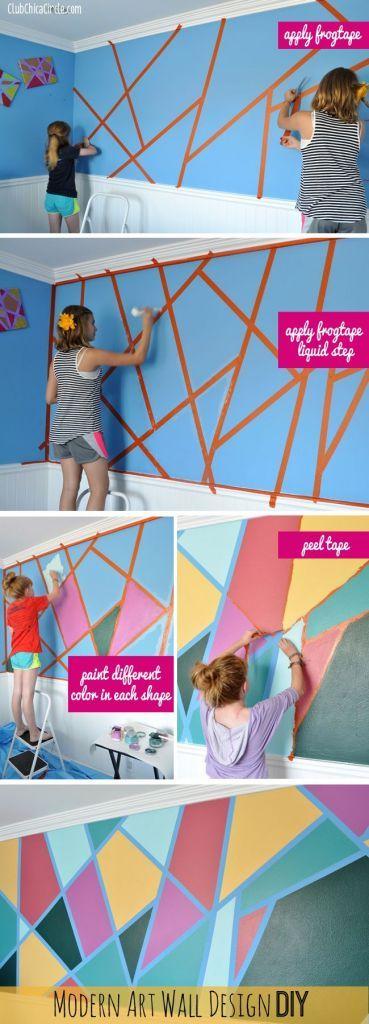 Figuras para paredes de tu casa en general